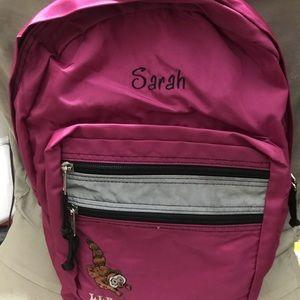 LLBean jr original back pack